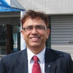 Ram Subedi, key person of the company